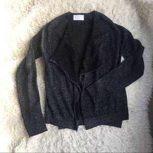 Zadig & Voltaire Crochet Daphnee Cardigan